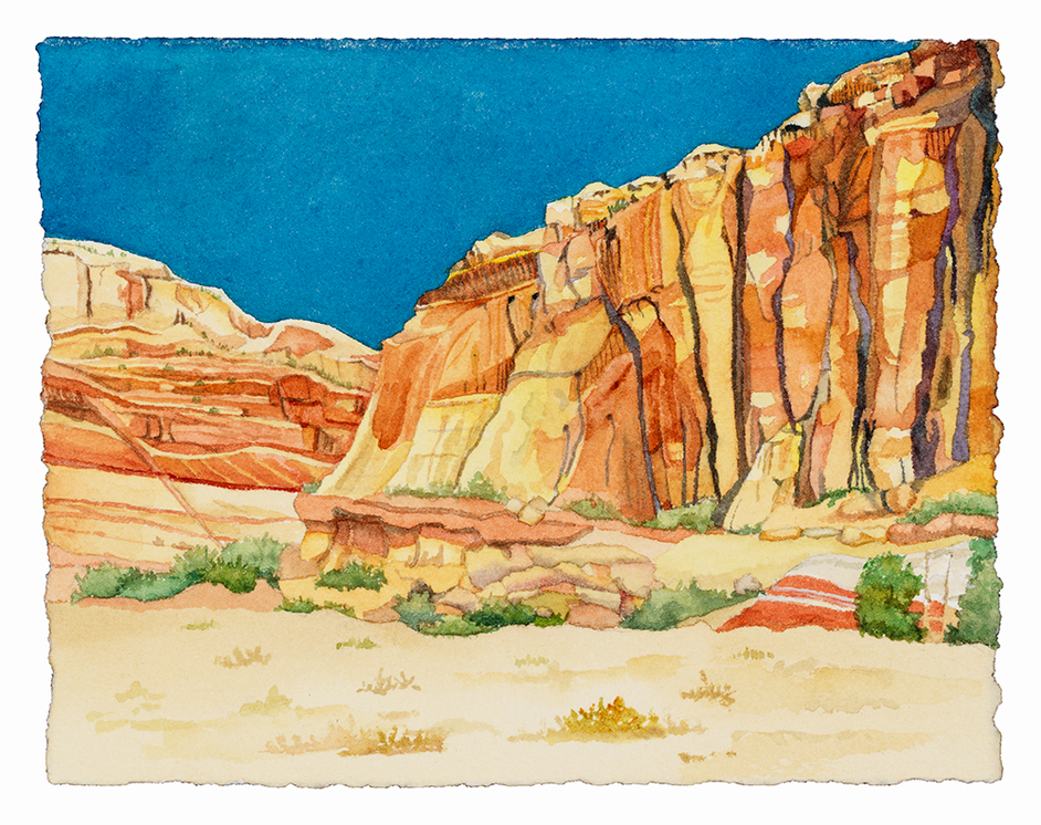 Ligh and Shadow (Capitol Reef NP)