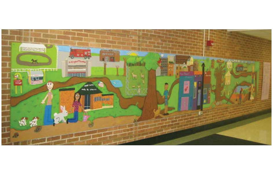 Creating Community, Ridge Family Center for Learning