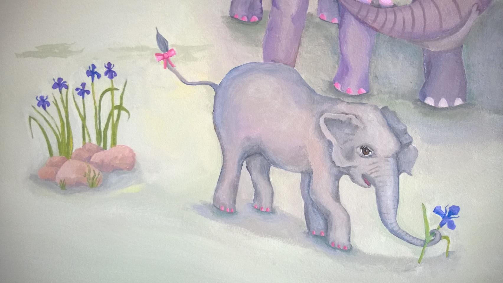 Detail, Children's room