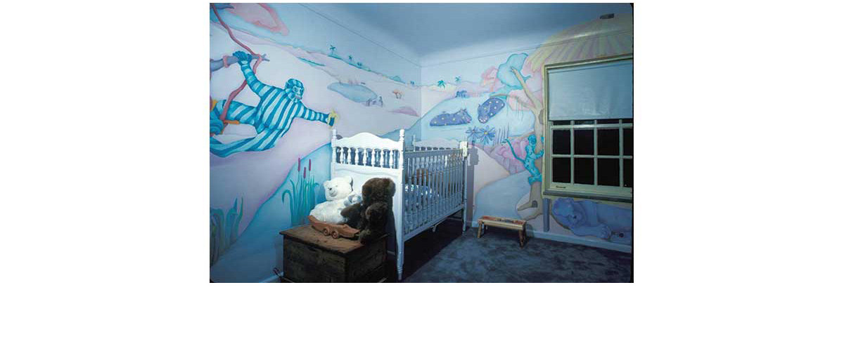 Bossy nursery, Hinsdale IL