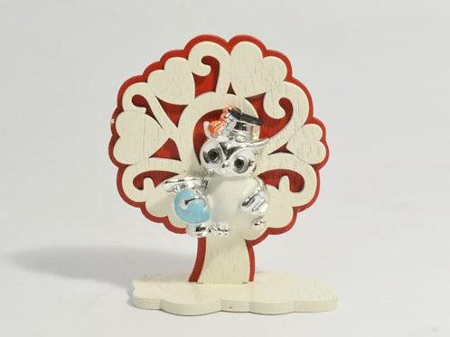 Gufetto Laurea (sospeso) con albero della Vita