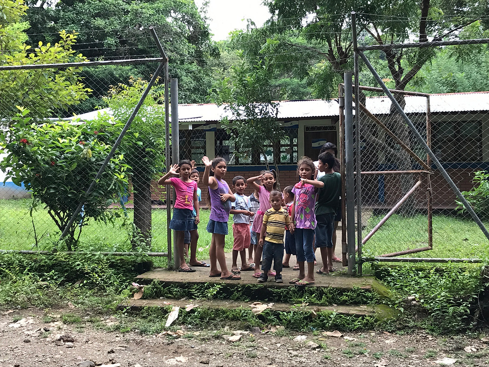 Pupils of Monte Christo School