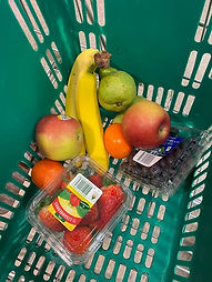 Its the first time in 3 years  that I  don't have to choose between medication, medical appointments food or transport. I can also put fresh fruit in my shopping basket. I`m on Youth Allowance and really worried if the rate drops.