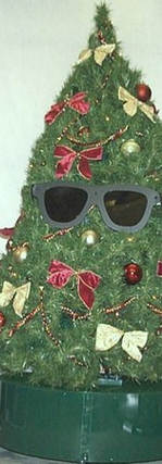 Woody The Dancing Christmas Tree