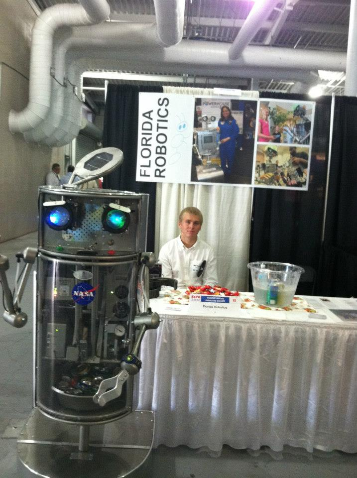KSC EXPO Booth Josh2