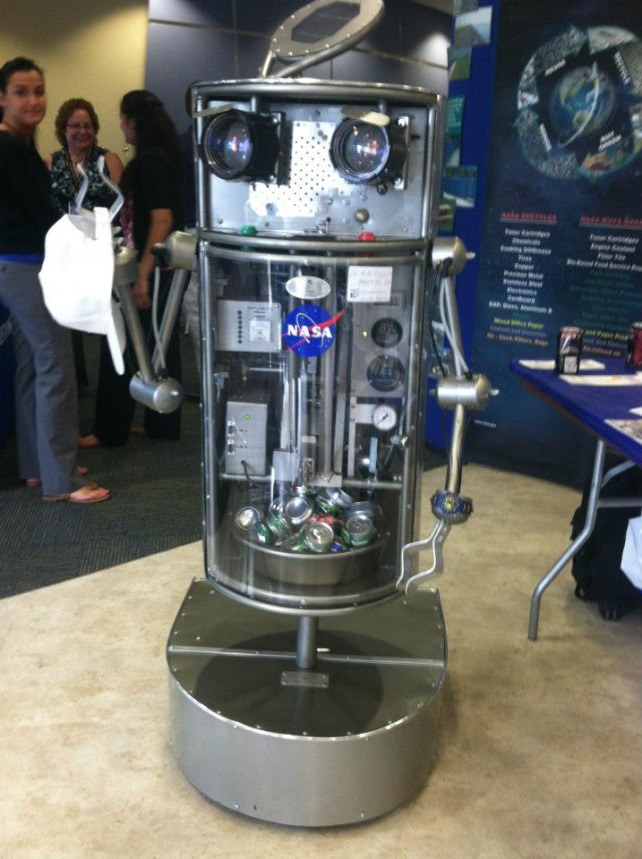 DR RE CYCLER at NASA1
