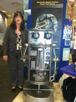 DR RE CYCLER at NASA5