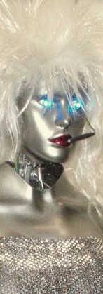 Ursula the female Android