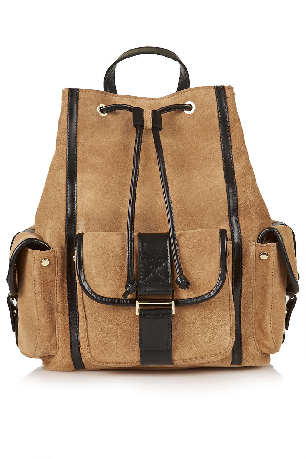 CONTRAST POCKET BACKPACK
