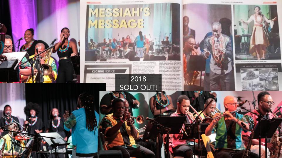 Handel's Caribbean Messiah - EPK 3