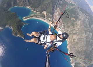 Babadağ - Paragliden ein tolles Erlebnis!