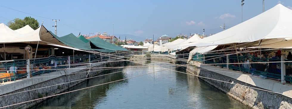 Markttag in Fethiye