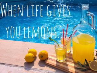 ZITRONENLIMONADE   🍋 Taze Limonata