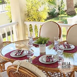 ein laues Lüftchen weht auf der Veranda von Villa Kaktus. So kann man  nachmittag geniessen 😎_.._.._.._.._..jpg