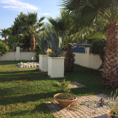 Villa Avocado Garten