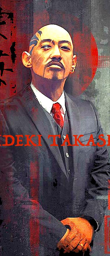 Hideki Takashi, CEO of Takashi Eneterprises.