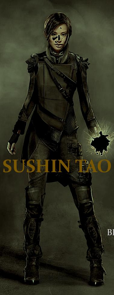 Sushin Tao.