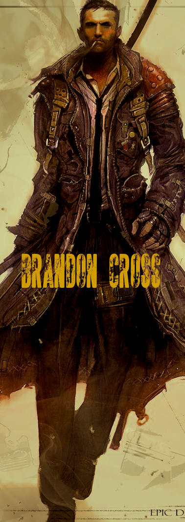 Brandon Cross.