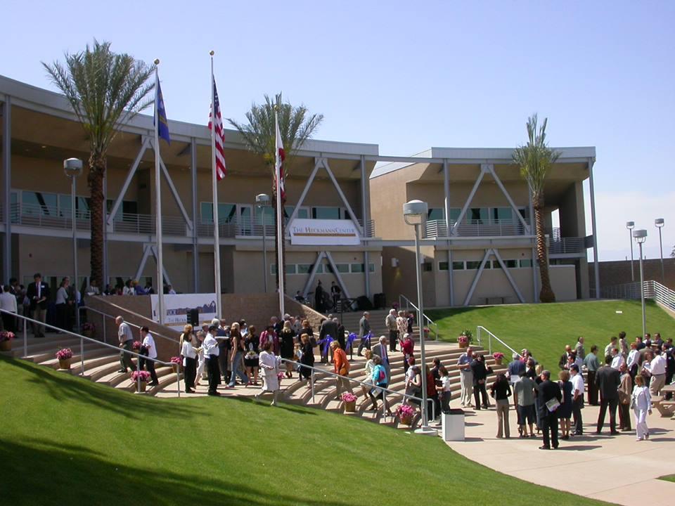 UCR Heckmann Center