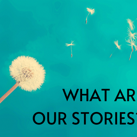 WHAT ARE OUR STORIES?