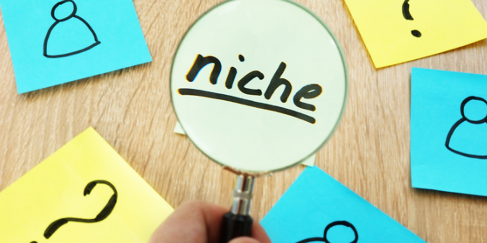 The Importance of Niche Creation