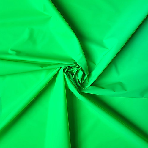 Neon Green Reflective PL WOVEN fabric