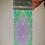 Thumbnail: Rainbow Reflective Iron-on Heat transfer film tape - Geometric Star
