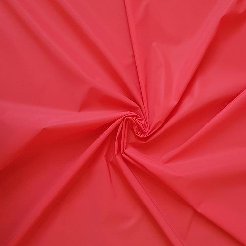 RED retro reflective WOVEN Fabric