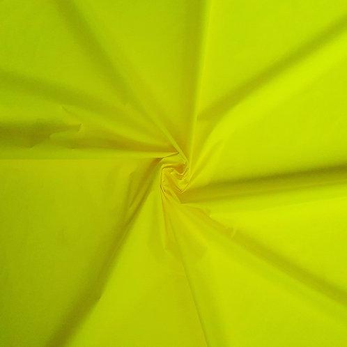 Neon Yellow Reflective PL WOVEN fabric