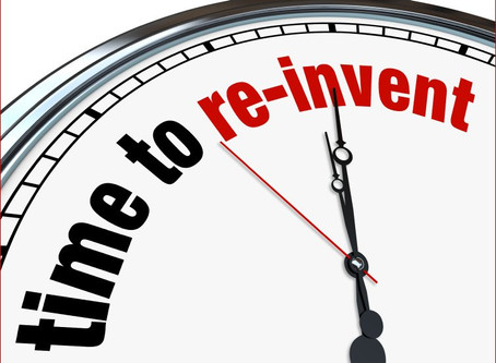 Reinventing Yourself in 2020 – Unpacking That Negative Baggage