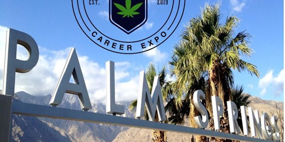 Cannabis Education & Career Expo - Palm Springs