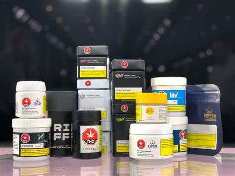 Cannabis Packaging & Labeling