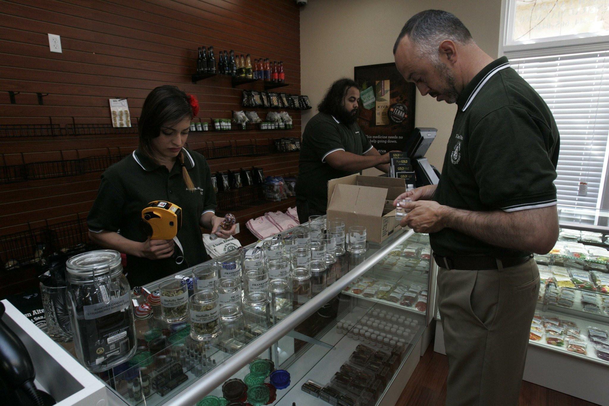 Operations-Cannabis Dispensary
