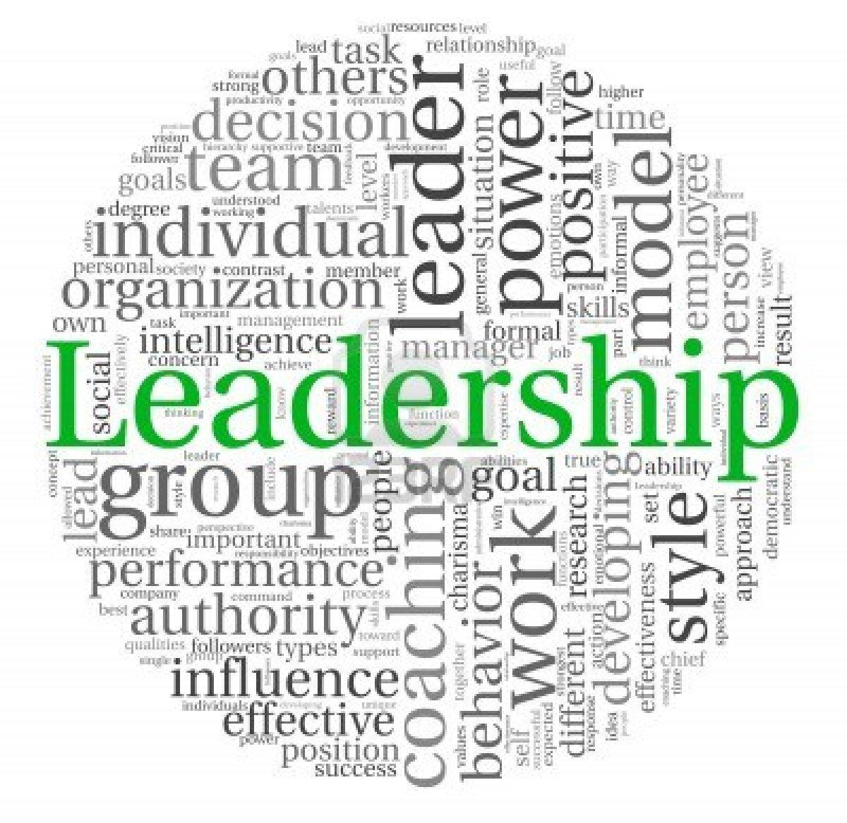 Leadership Mgt, Theories & Practice