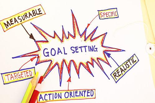 March 2021 Webinar - The Psychology of Goal Setting
