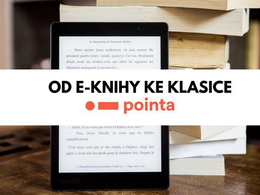 Od e-knihy ke klasice aneb Jak jsem vydala knihu