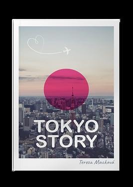 obálka kniha Tokyo Story
