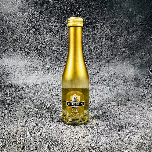 בקבוק בלו נאן זהב