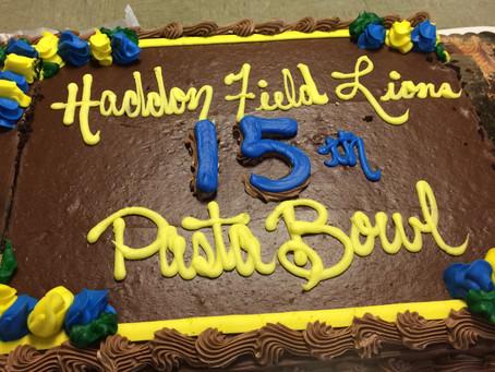 Lions Pasta Bowl Huge Success!