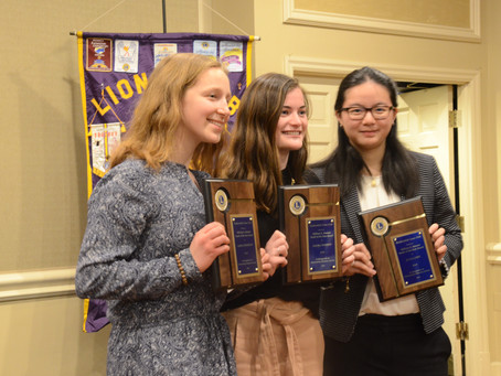 William Hansen Youth of the Year Award Winners Announced!