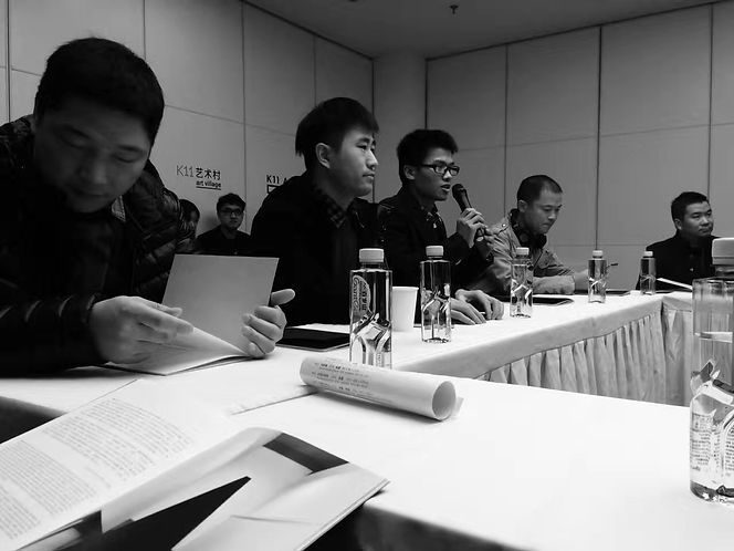 K11 Art Foundation - Yao Hai - 姚海