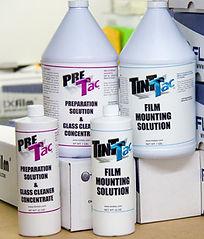 Tint-Tac™ and Pre-Tac™