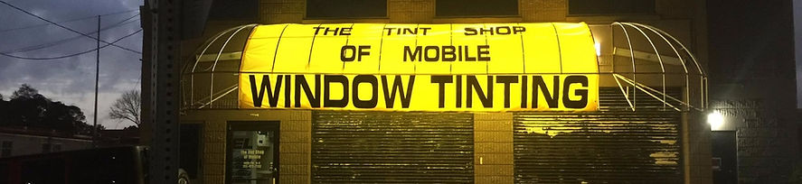 Tint Shop of Mobile Mobile, AL