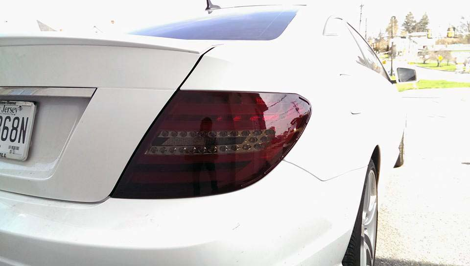 Laxmin-X your taillights!