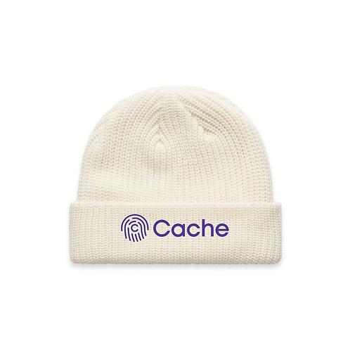 Cache Beanie - White