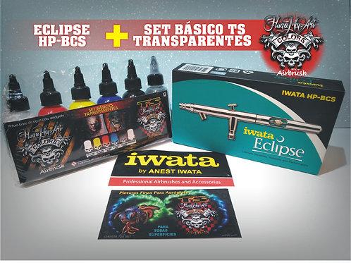 PAQUETE ECLIPSE HP-BCS +SER BÁSICO TS TRANSPARENTES