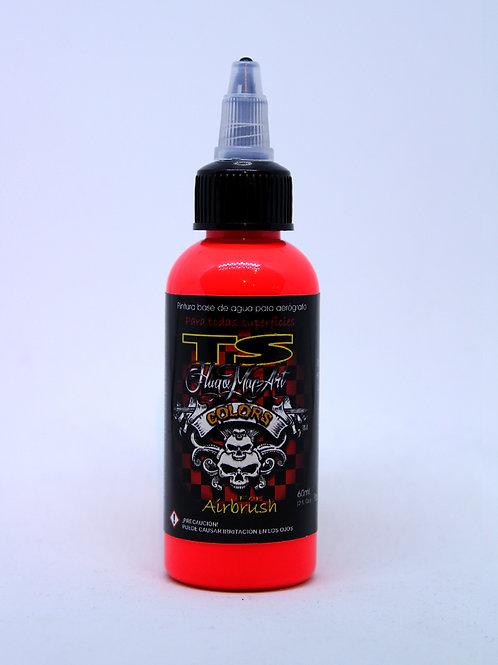TS Fluorescentes 02-05-007 Rojo