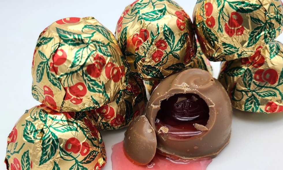CHOCOLATE COVERED CHEERIES