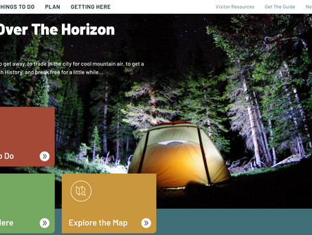 Clear Creek County Launches New Tourism Website