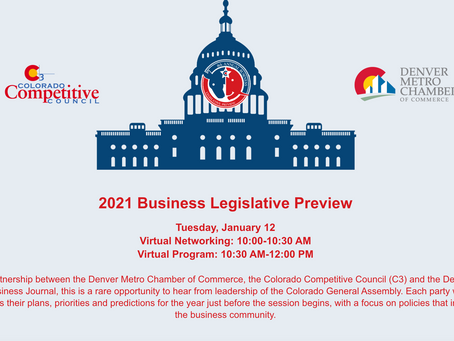2021 Business Legislative Preview